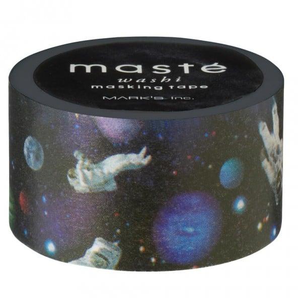 Astronaut washi tape