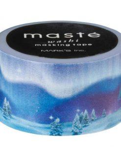 Masté aurora washi tape