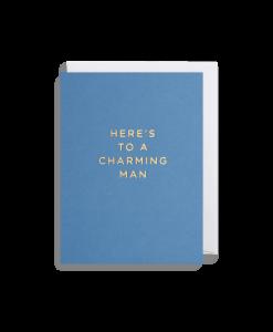 charming man card