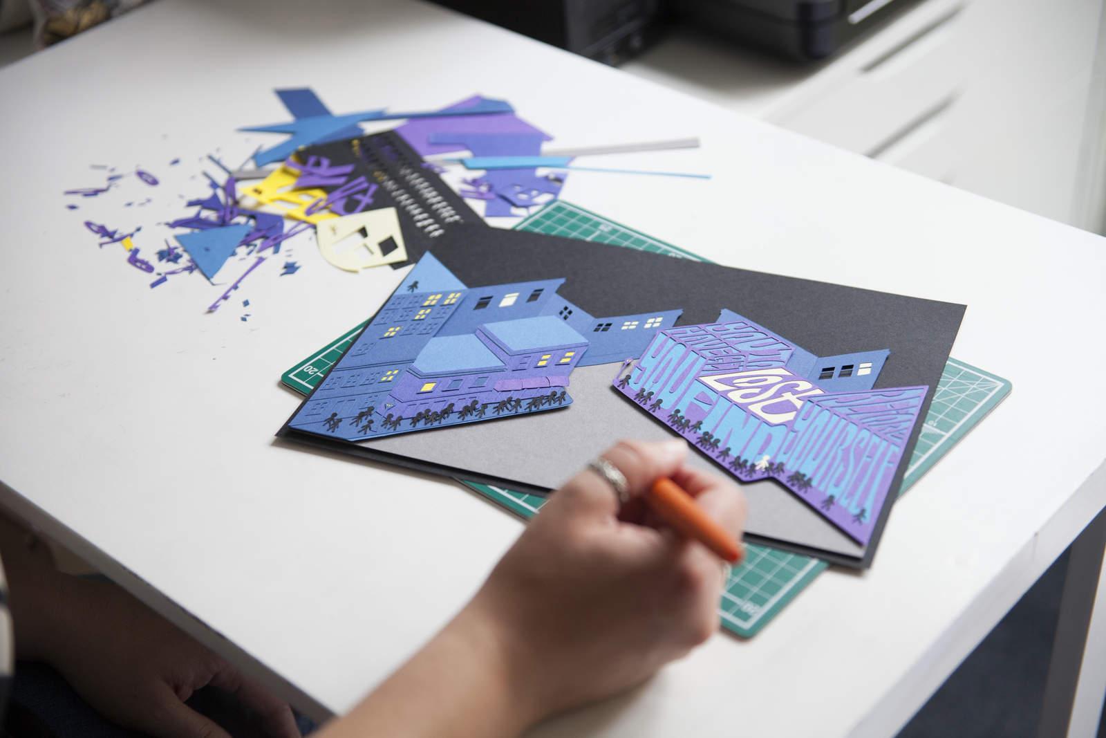 Paper cutting 4