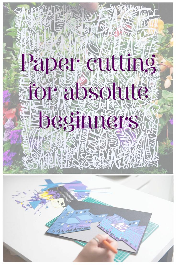Paper cutting PIN WW