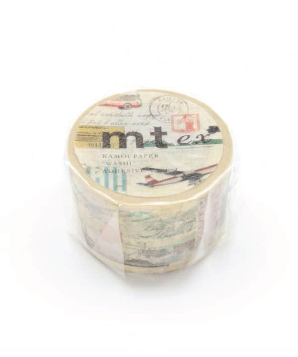 MT Ex Travel Way washi tape
