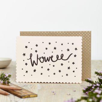 Wowee Card Katie Leamon